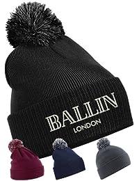 TTC Ballin London Bobble Hat Ballin London