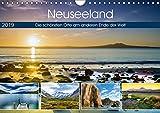 Neuseeland - Die schönsten Orte am anderen Ende der Welt (Wandkalender 2019 DIN A4 quer): Einzigartige Landschaftspanoramen aus Neuseeland (Monatskalender, 14 Seiten ) (CALVENDO Orte)