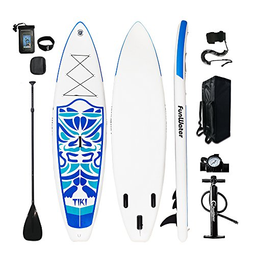 Funwater gonflable 10 '6 × 83,8 cm × 15,2 cm Ultra...