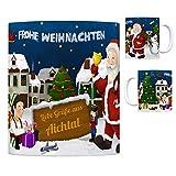 trendaffe - Aichtal Weihnachtsmann Kaffeebecher