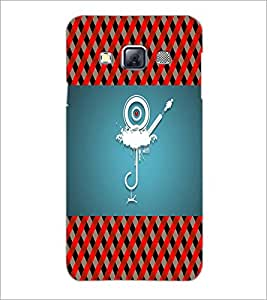 PrintDhaba Cartoon D-4519 Back Case Cover for SAMSUNG GALAXY A3 (Multi-Coloured)