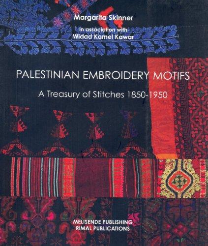 Margarita Kostüm - Palestinian Embroidery Motifs: A Treasury of Stitches 1850-1950