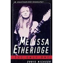 Melissa Etheridge by Chris Nickson (1997-01-15)