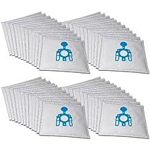 40 bolsas al vacío para aspiradoras para aspiradores Miele Tango/Tango Plus bolsas de filtro