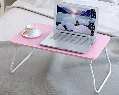 HomeBi Tansy Multipurpose Table (Laptop Table, Breakfast Table, Bed Writing Table, Bed Table) Suitable Laptop size upto 16 Inch  available at amazon for Rs.599