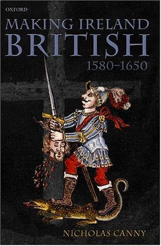 Making Ireland British