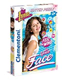 Clementoni 20137 - Glitter Soy Luna Puzzle da 104 Pezzi