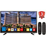 Kevin 81.3 cm (32 inches) K1200N1 HD Ready LED Smart TV (Black)