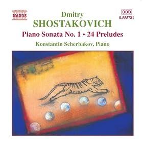 24 Preludes, Op. 34: No. 8 in F sharp minor