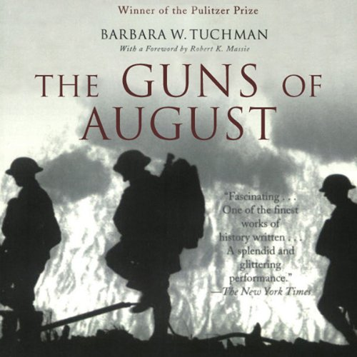 The Guns of August  Audiolibri