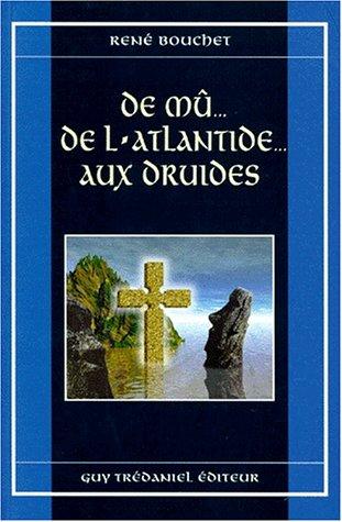 Demu, de l'Atlantide aux druides par Bouchet