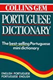 Portuguese Dictionary (Collins Gem) (Collins Gems)