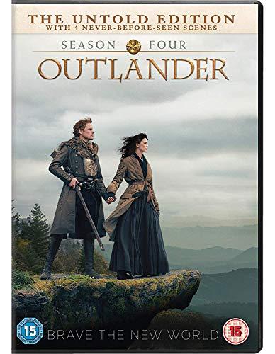 Outlander (2014) - Season 04 [5 DVDs] [UK Import]