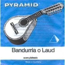 CUERDAS BANDURRIA/LAUD - Pyramid (665101) (Plana 1ª) (12 Unidades)