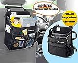 jieyutek auto posteriore Seggiolino Auto Organizer multitasche Borsa da viaggio borsa per pannolini per bambini seggiolino auto iPad Hanging Bag