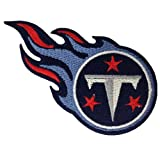 Tennessee Titans Logo I Embroidered Iron Patches