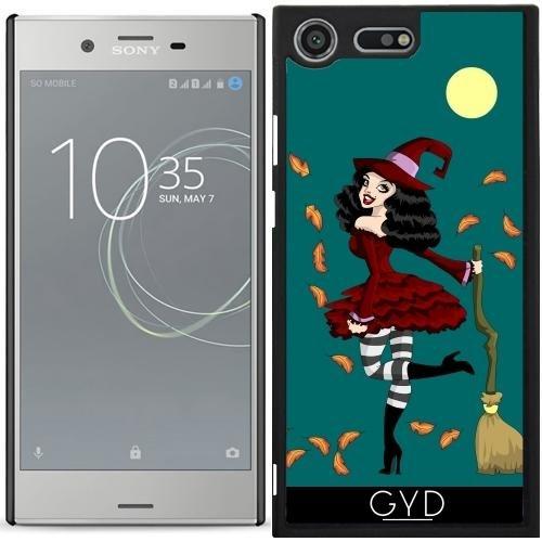 (DesignedByIndependentArtists Hülle für Sony Xperia XZ Premium - Witched Werden! by AnishaCreations)