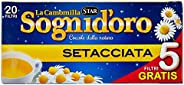 Sognid'oro Camomilla Setacciata 20 Filtri, 3