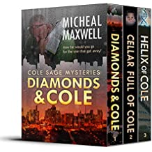The Cole Sage Mystery Series Box Set Volumes 1-3