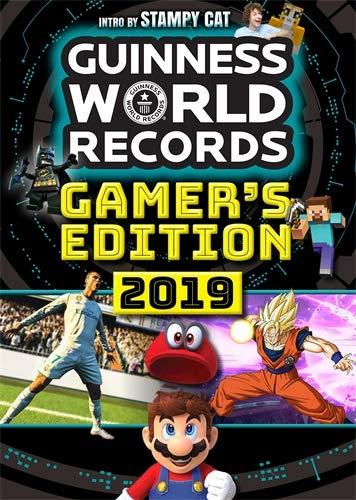 Guinness World Records 2019. Gamer's Edition por Guinness World Records