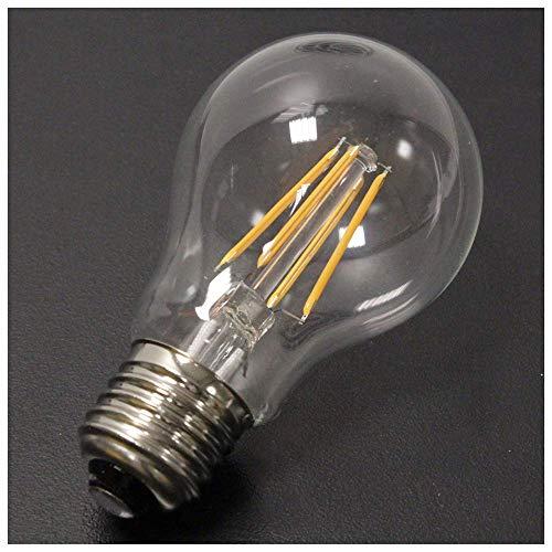 Cablematic-A60E27LED 4W Warm 230VAC-Licht-Typ Classique mit Messeraufbewahrung de Typ A - Classique 4 Licht