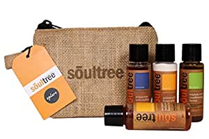 Soultree Xplore Travel Pouch, 120ml