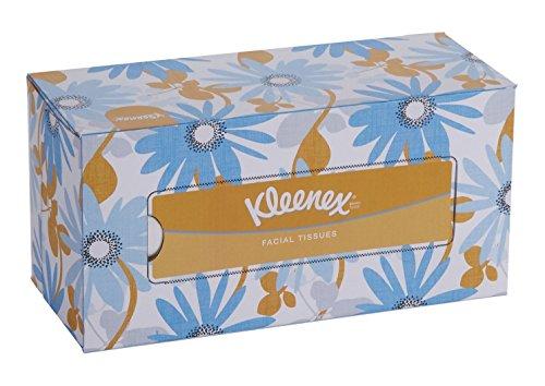 Kleenex Facial Tissue Box, 200 Sheets per Box, 2 Ply,...