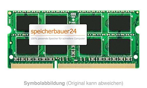 ds2415 4GB Arbeitsspeicher - 204pin SO-DIMM DDR3 1600MHz - für Synology DiskStation-Series DS2015xs DS2415+ DS1815+ DS1515+ - RAM-Upgrade