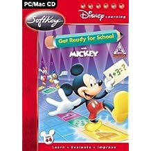 Disney Learning: Mickey Get Ready For School