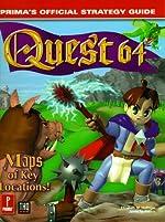Quest 64 - Prima's Official Strategy Guide d'Elizabeth Hollinger