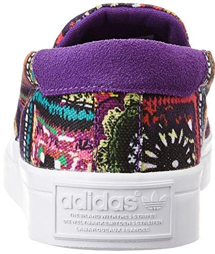 Pumps midgra midgra Damen Adidas Courtvantage midgra Multicolore Slip XZtn8xwq