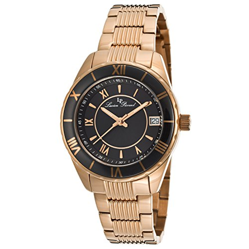 Lucien Piccard lp-12741-rg-11-bcb – Watch For Women Gold