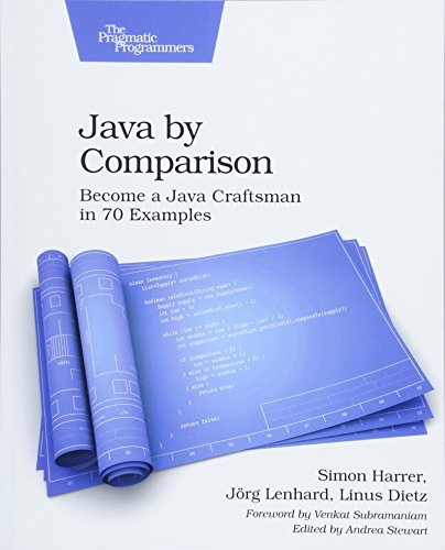 Java by Comparison: Become a Java Craftsman in 70 Examples (Reader Code 8)