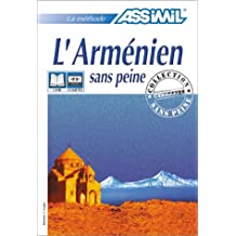 L'Arménien sans peine (1 livre + coffret de 4 cassettes)
