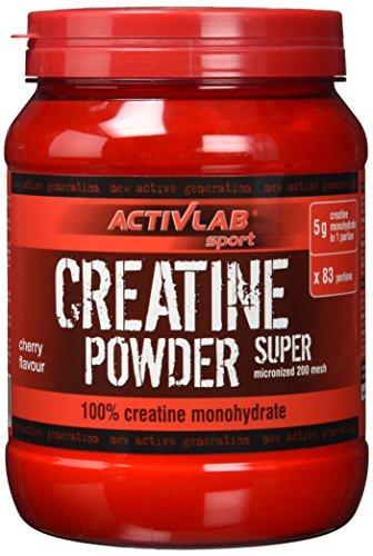 Activlab Creatine Powder, Kirsche, 500 g