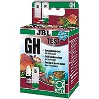 JBL GH Test-Set, Test rapide pour déterminer la dureté totale de l'eau dans les aquariums d'eau douce et les bassins