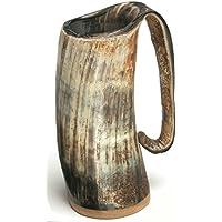Jarra de cerveza de cuerno, de Juego de Tronos (400 a 550 ml)