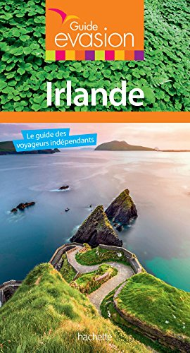 Guide Evasion Irlande par Annie Crouzet