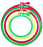 #3: STAR Embroidery Hoop Ring Frame (5 Pieces)