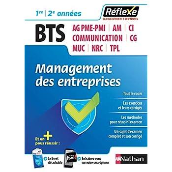 Management des entreprises - BTS - Guide