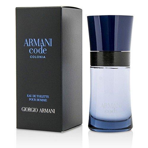 Giorgio Armani Code Colonia Eau de Toilette Vapo 50 ml