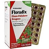 Kräuterblut® Floradix® Eisen-Folsäure-Dragees (126 Stk)