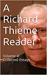 A Richard Thieme Reader: Volume 4: Collected Essays (English Edition)