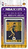 Best Kobe Bryant Rookie Cards - Los Angeles Lakers 2017 2018 Hoops Basketball Factory Review