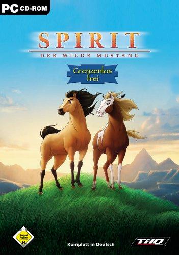 Preisvergleich Produktbild Spirit - Der wilde Mustang