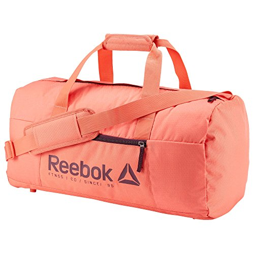 Reebok Found M Grip Bolsa de Deporte, Niños, Naranja (Fircor), Talla Única