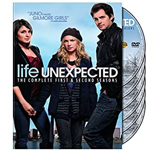Life Unexpected: The Complete First & Second Seasons [DVD] (2011) Shiri Appleby (japan import)