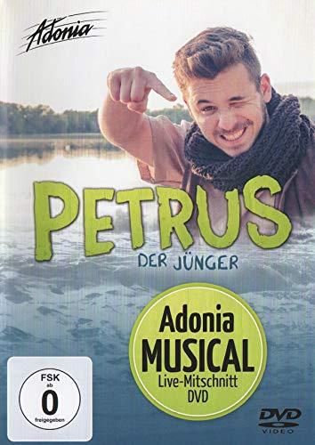 Petrus der Jünger - Adonia Musical | Live-Mitschnitt DVD