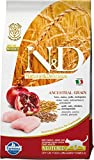 Farmina N&D getreidearm Katze Huhn & Granatapfel für kastrierte Katzen 1,5 KG