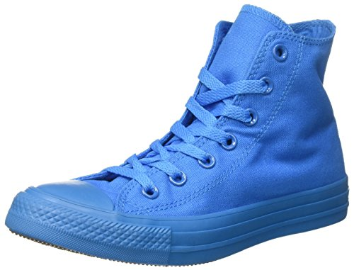 Converse Sneaker Alta all Star Hi Monochrome Blu Royal EU 37.5 (US 5)